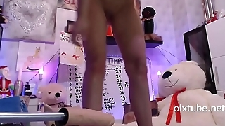 Young Girl Fuck Machine Porn Video