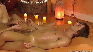 Massage For His Tired Penis