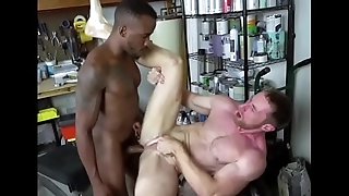 Interracial, muscle ...etc - gifs compilation 01
