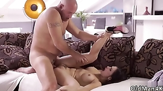 Fat old lady and daddy fuck woman xxx Rough fuck-a-thon for beautiful