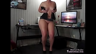 Big Booty Dance buldge Webcam Amateur