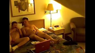 Hidden cam DL bi guy finds the camera (old video)