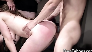 Criminal gang bang distraight milf