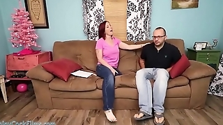 Easy A - Part 3 Starring Jane Cane and Wade Cane of Shiny Cock Films