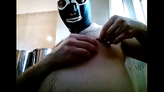 Kocalos - A needle and my latex mask