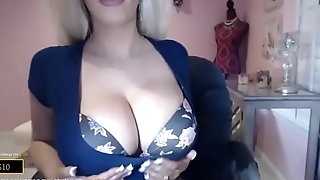 Sexy Girl Recorded On live #1 @HotGoddess (Mute)
