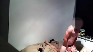 Hidden Cam blonde ride