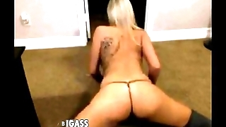 Old Video of Me Twerking My Ass off For a Sexy Video I did for My boyfriend