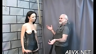 Big tits chicks extreme bondage dilettante porn play